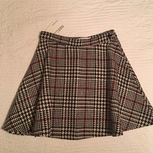edc5c5cdcff American Apparel Plaid Schoolgirl Tennis Skirt NWT